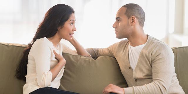 4 أشياء لا ينبغى أن يطلبها الزوج من زوجته !