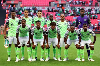 Top 5 Naija Goals - June 2018