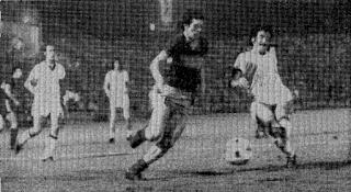 Málaga - Boca 1973.