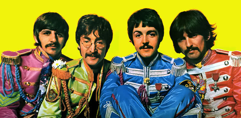 Beatles Sgt Peppers Lonely Hearts Club Band