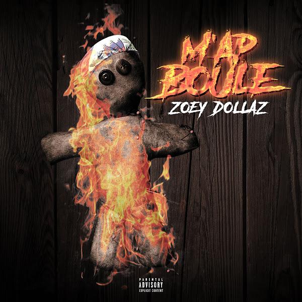 Zoey Dollaz - M'ap Boule  Cover