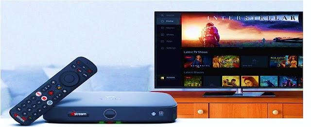Airtel Boardband Users के लिए Airtel X Stream Box सिर्फ 1,500 रूपये में