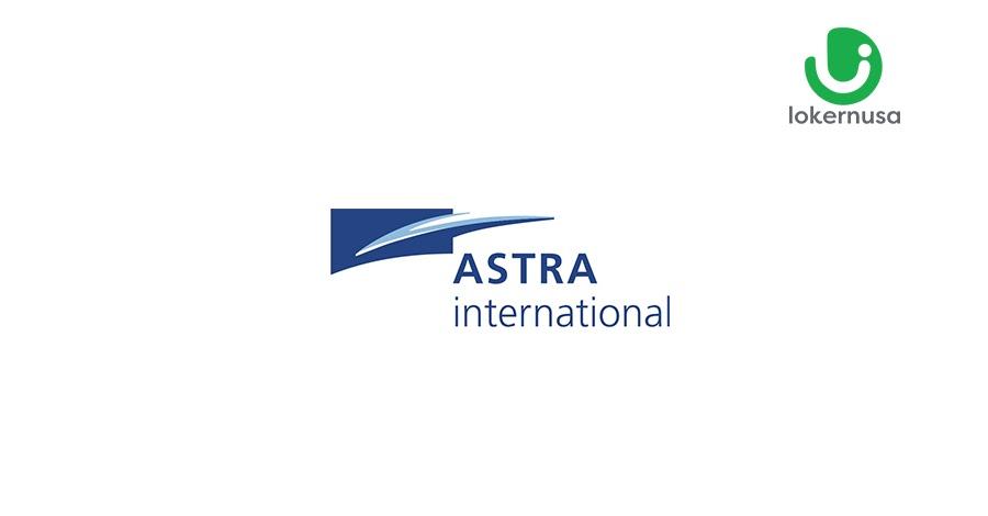 Lowongan Kerja Astra International