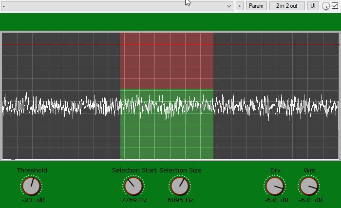 Spectrum Analyser by TB PRO Audio