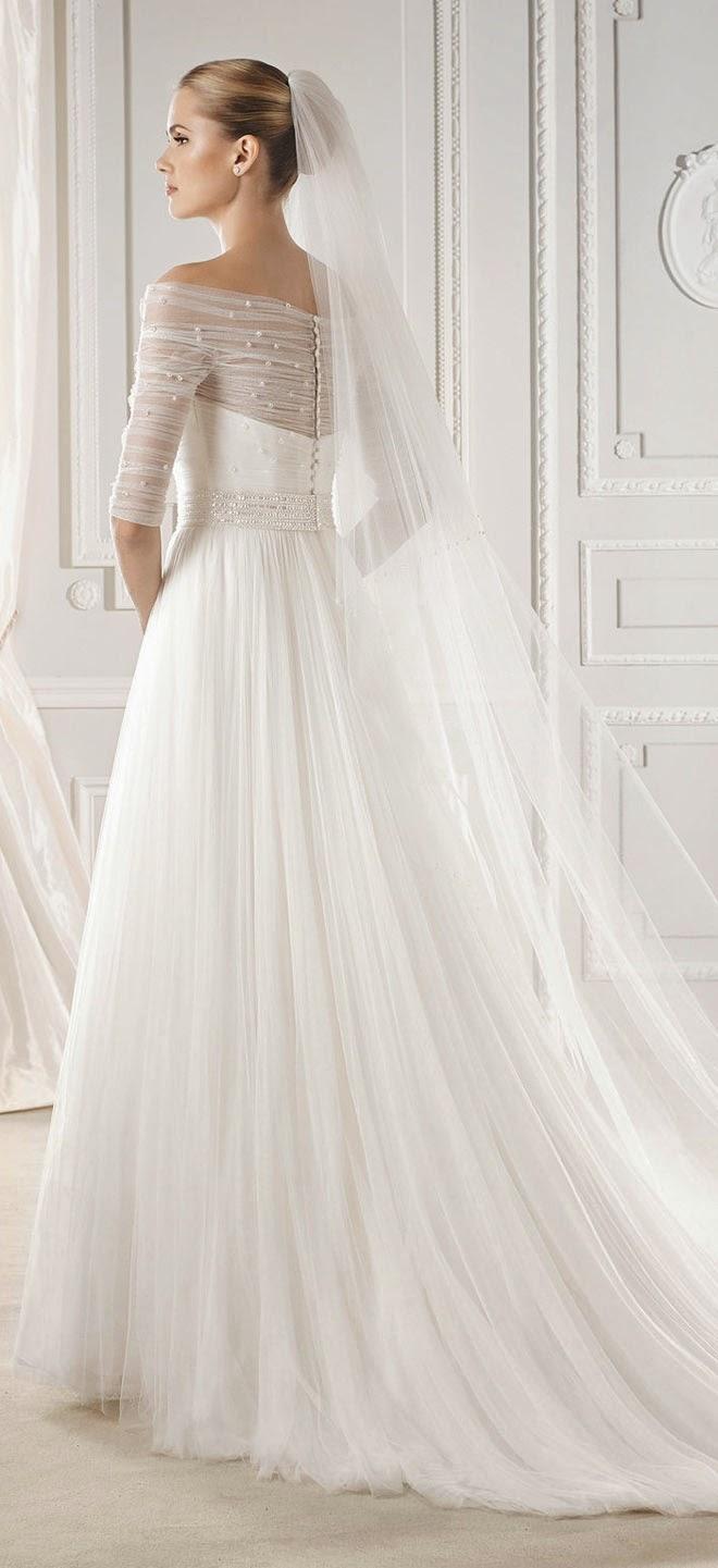 La Sposa Barcelona 2015 Bridal Collections Belle The