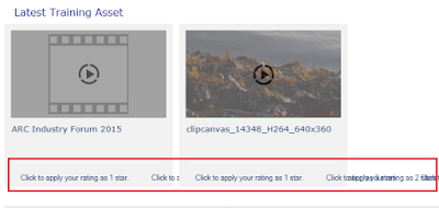 SharePoint 2013 Rating Control Rendering issue with IE