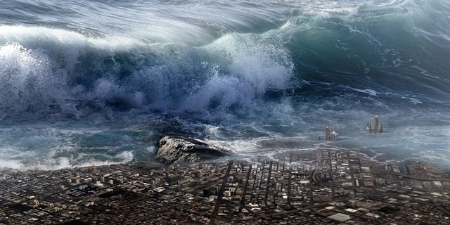 16 tahun tsunami Aceh,belum genap 100 hari Presiden Pak SBY saat itu