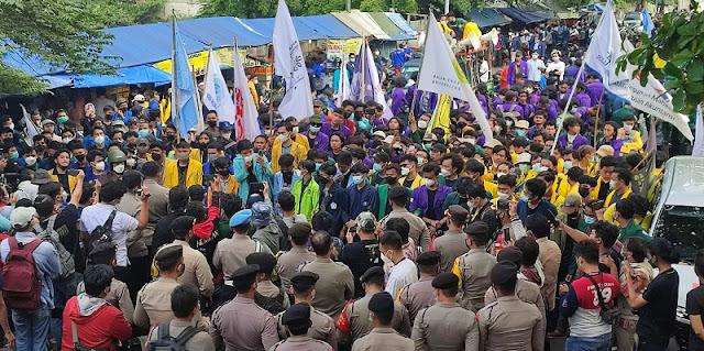 BEM SI Desak Presiden Jokowi Angkat Novel Baswedan Cs Jadi ASN