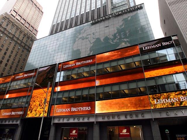 Κορωνοϊός: Τα τύμπανα της Lehman Brothers στις αγορές ακούγονται πιο κοντά