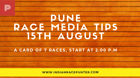 Pune Race Media Tips 15 August