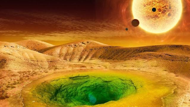 Επτά  εξωπλανήτες ανακαλύφθηκαν το 2018