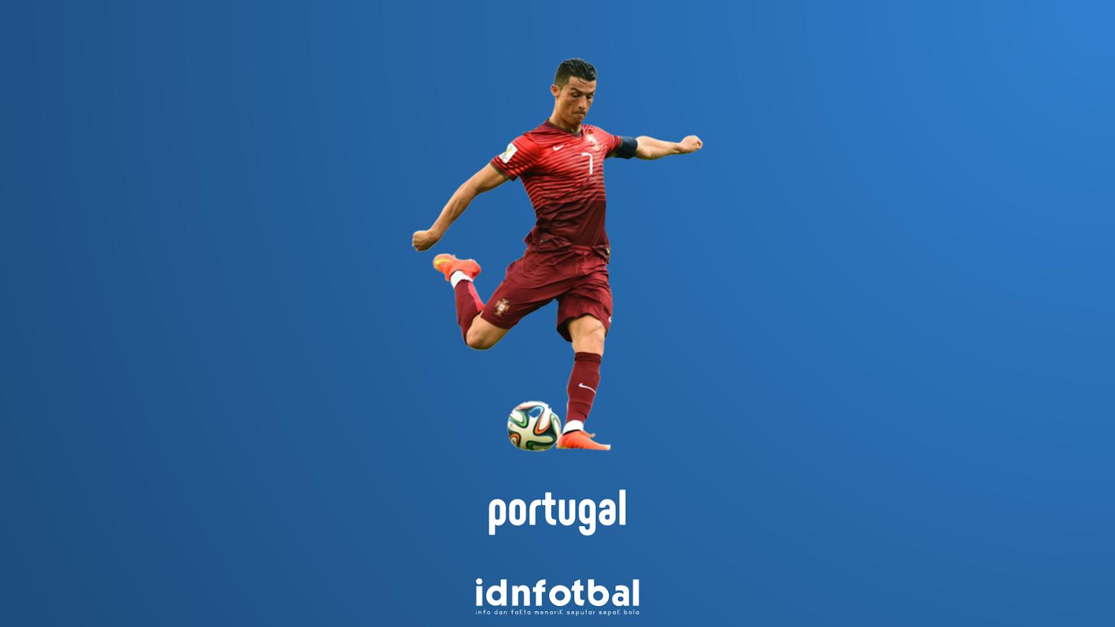 Cistiano Ronaldo dan Timnas Portugal