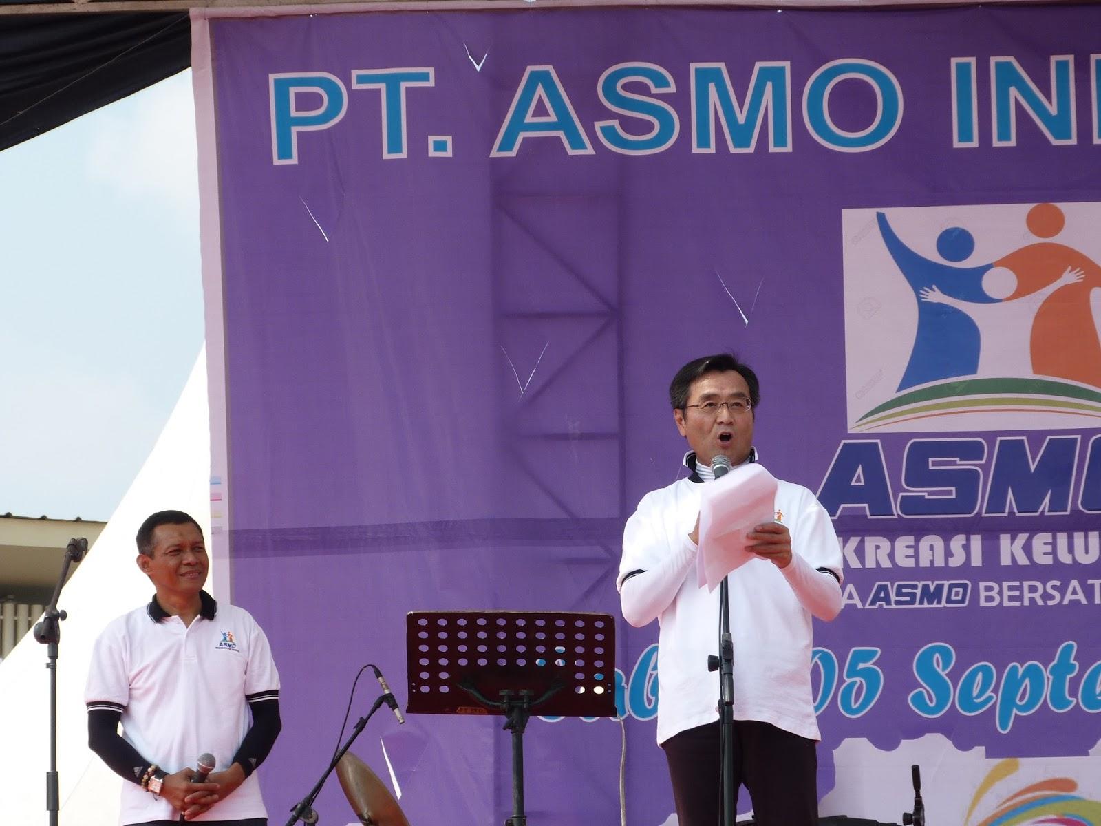 Loker MM2100 Bekasi 2019 PT.Asmo Indonesia Lowongan Operator Produksi