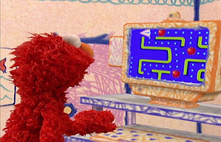 How many apples can the teeth eat in Elmo's new video game. Sesame Street Elmo's World Teeth Elmo's Question