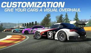 real racing 3 mod apk + data download