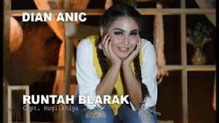 Lirik Lagu Runtah Blarak - Dian Anic
