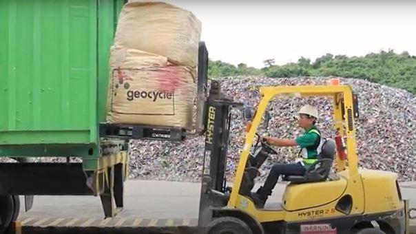 Holcim Philippines alternative fuel