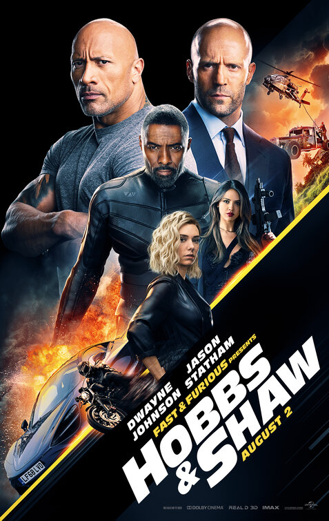 Fast & Furious Presents: Hobbs & Shaw Review!