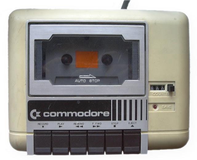 Commodore Cassette Player