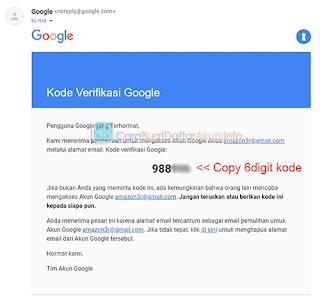 cara mengaktifkan email gmail yang lama tidak dibuka