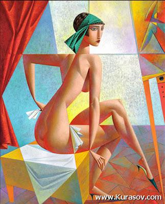 desnudos-pintura-cubista-cuadros-al-oleo