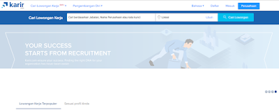 Website Pencari Kerja Terpercaya