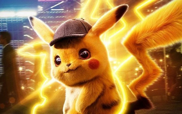 Detetive Pikachu (Pllano Geral)