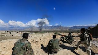 Laporan PBB Peringatkan akan Terjadinya Permainan Kekuatan Taliban