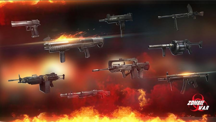 Download Zombie Defense Shooting MOD APK 3
