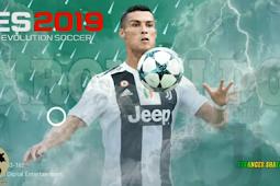 PATCH PES 2019 C.RONALDO V3.3.1 BY STRANGER SHAFIUL