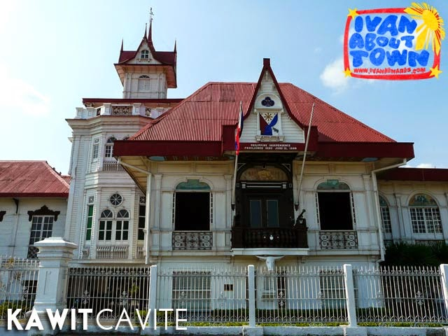 Aguinaldo Shrine, Kawit, Cavite