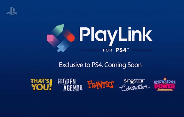Sony launches PlayLink app for PS4, turns your smartphone or tablet into a versatile controller