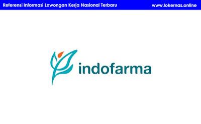 Info Lowongan Kerja BUMN PT Indofarma (Persero) Terbaru