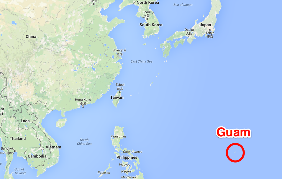 Lifestyle Travel Beauty - Where is guam located