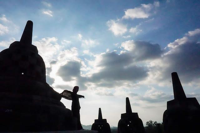 Wisata Heritage Jogja-Candi Borobudur