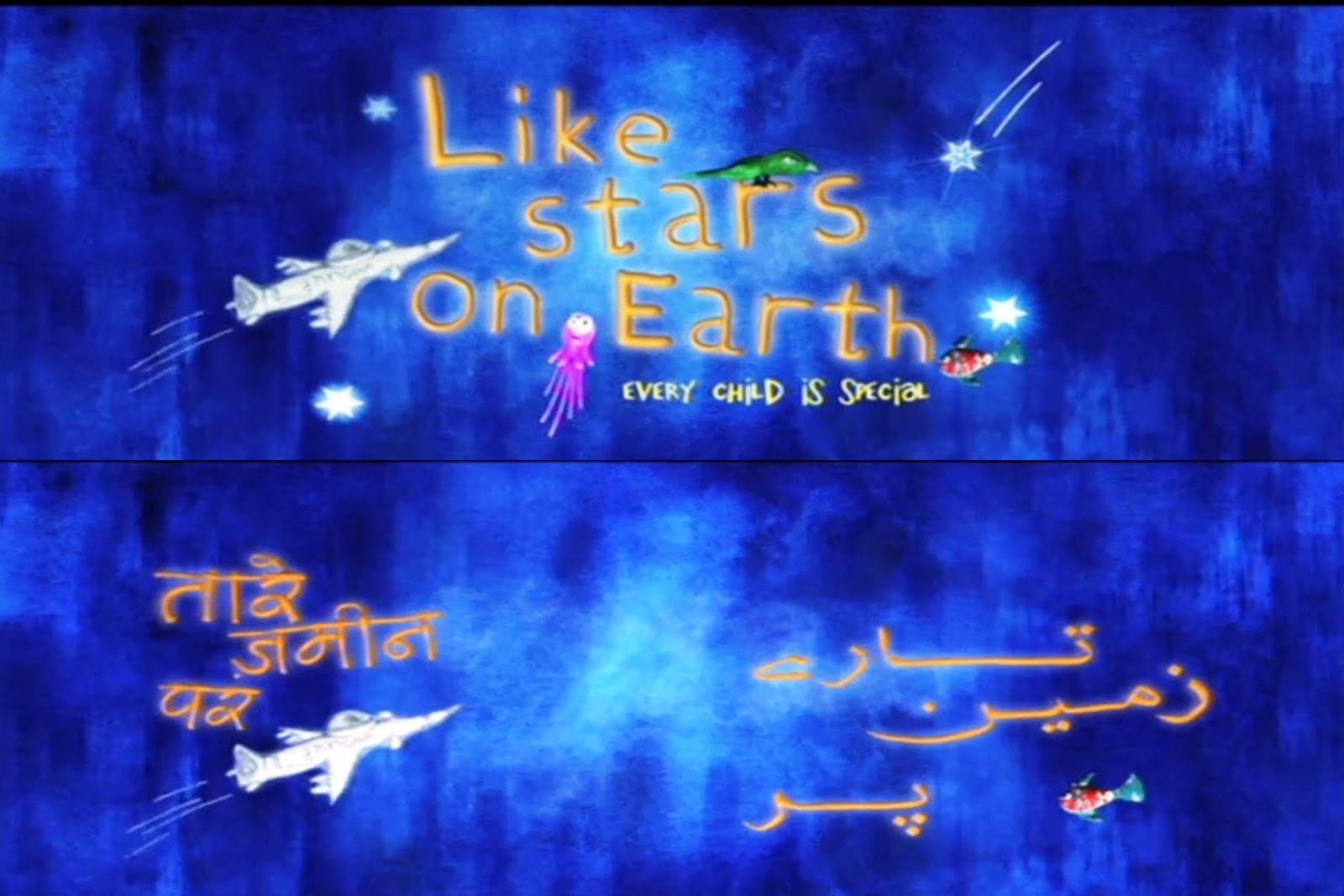Resensi Like Stars on Earth : Every Child is Special ...