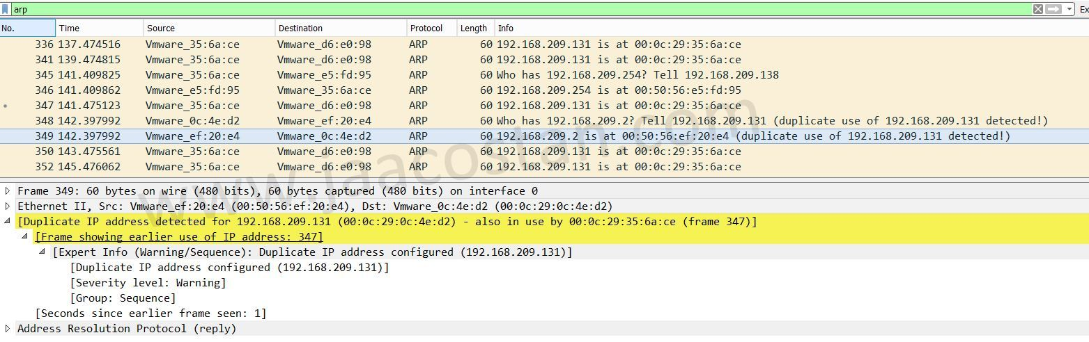 What is a Gratuitous ARP? How is it used in Network attacks? ~ Jaacostan