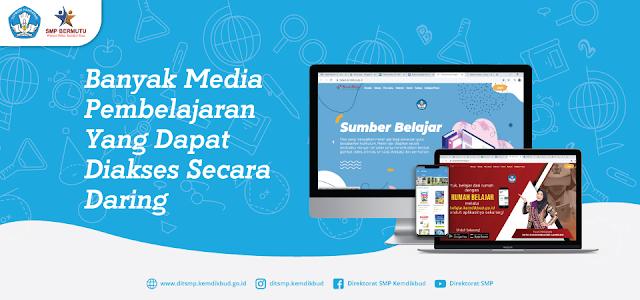 daftar situs web media belajar daring kemendikbud ri tomatalikuang.com