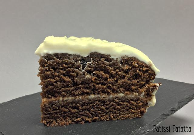 recette de spice cake, spice cake, gâteau aux épices, gâteau américain, glaçage au cream-cheese, spice cake and cream-cheese, saveurs d'ailleurs, american cake, pâtisserie étrangère, patissi-patatta