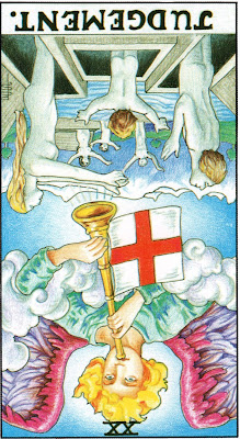 Judgement Reversed Tarot Card Meaning- Major Arcana
