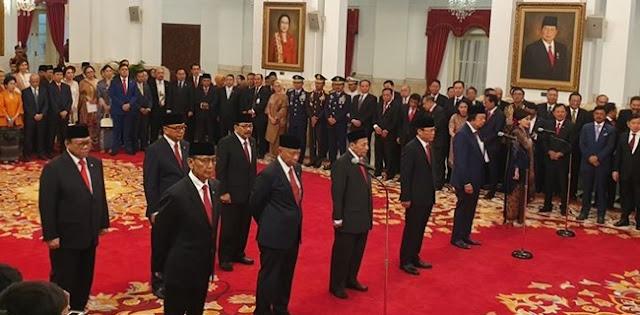 Pengamat: Wantimpres Jokowi adalah Pendukung yang Belum Kebagian Kekuasaan