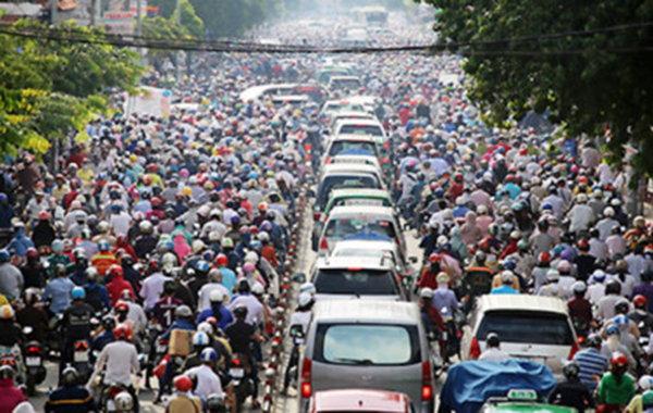 越南三寶:奧黛、咖啡、摩托車!