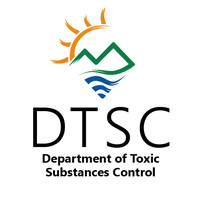 The California Department of Toxic Substances Control's Logo