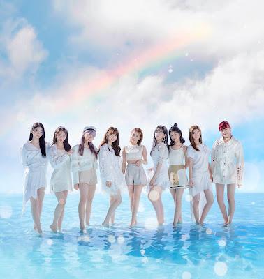 NiziU - Joyful lyrics lirik 歌詞 arti terjemahan kanji romaji indonesia translations debut single Step and a Step