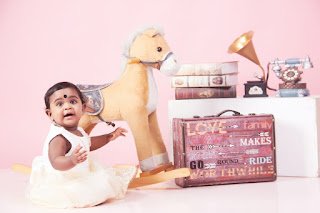 Prabu Baby Portrait