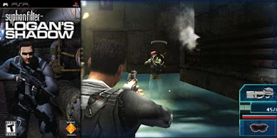 Download Syphon Filter - Logans Shadow Europe (M7) Game PSP for Android - www.pollogames.com