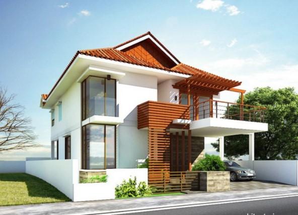 white house exterior color schemes