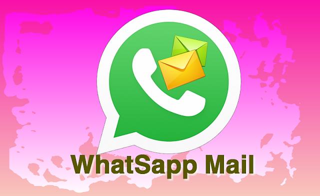 واتساب whatsapp سيضيف خاصية البريد الالكتروني