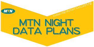 How to Activate MTN Night plan