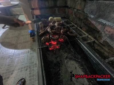 BBQ Di Homestay
